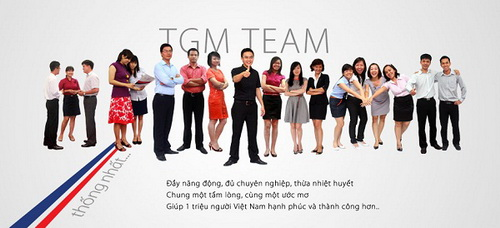 TGM Corporation Awesome Team