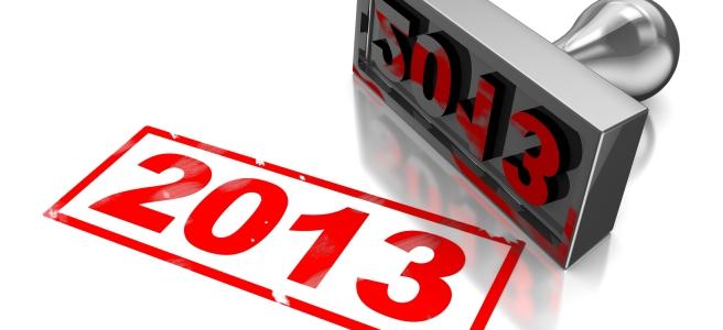 Suy tư 2013 năm mới