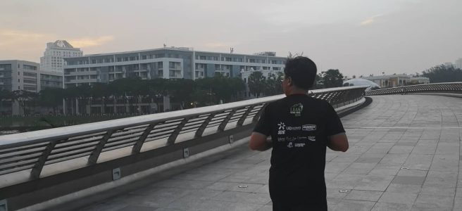 solo marathon
